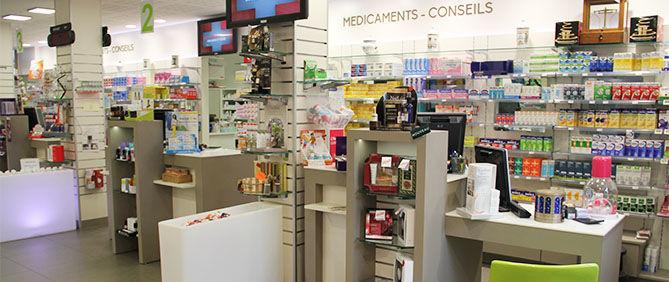 Pharmacie Lagrave,Hourtin