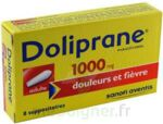 DOLIPRANE ADULTES 1000 mg, suppositoire à Hourtin