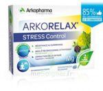 Arkorelax Stress Control Comprimés B/30 à Hourtin