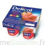 DELICAL NUTRA'POTE DESSERT AUX FRUITS, 200 g x 4 à Hourtin