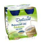 DELICAL BOISSON HP HC EDULCOREE, 200 ml x 4 à Hourtin