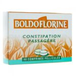 BOLDOFLORINE, comprimé pelliculé à Hourtin