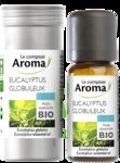 Huile essentielle Eucalyptus globuleux à Hourtin