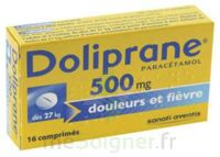 DOLIPRANE 500 mg Comprimés 2plq/8 (16) à Hourtin