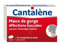 CANTALENE, comprimé à sucer à Hourtin