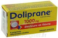 DOLIPRANE 1000 mg Comprimés effervescents sécables T/8 à Hourtin