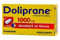 DOLIPRANE 1000 mg Comprimés Plq/8 à Hourtin