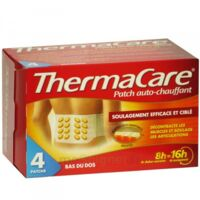 THERMACARE, pack 4 à Hourtin
