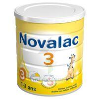 Acheter NOVALAC LAIT 3 BOITE 800G à Hourtin