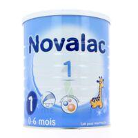 NOVALAC LAIT 1 , 0-6 mois BOITE 800G à Hourtin