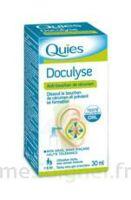 QUIES DOCULYSE ANTIBOUCHON DE CERUMEN, fl 30 ml à Hourtin