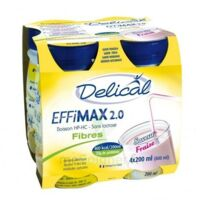 DELICAL EFFIMAX 2.0 FIBRES, 200 ml x 4 à Hourtin