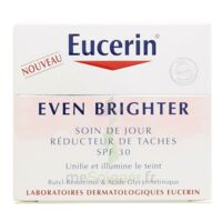 EVEN BRIGHTER SOIN JOUR EUCERIN 50ML à Hourtin