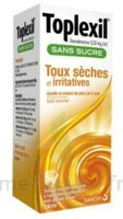 TOPLEXIL 0,33 mg/ml sans sucre solution buvable 150ml à Hourtin