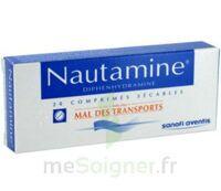 NAUTAMINE, comprimé sécable à Hourtin