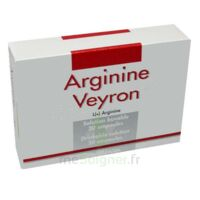 ARGININE VEYRON, solution buvable en ampoule à Hourtin