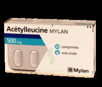 ACETYLLEUCINE MYLAN 500 mg, comprimé à Hourtin