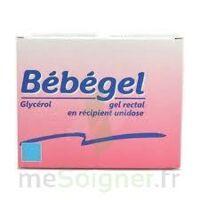 BEBEGEL, gel rectal en récipient unidose à Hourtin