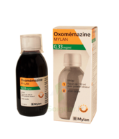 OXOMEMAZINE MYLAN 0,33 mg/ml, sirop à Hourtin