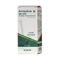 ANTARENE 20 mg/ml NOURRISSONS ET ENFANTS, suspension buvable à Hourtin