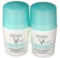 VICHY TRAITEMENT ANTITRANSPIRANT BILLE 48H, fl 50 ml, lot 2 à Hourtin