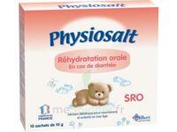 PHYSIOSALT REHYDRATATION ORALE SRO, bt 10 à Hourtin