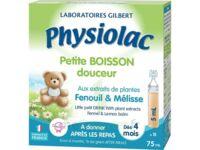 PHYSIOLAC PETITE BOISSON DOUCEUR, bt 15 à Hourtin