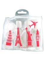 Kit flacons de voyage à Hourtin