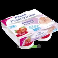 picot pepti junior dessert sans lait fraise à Hourtin