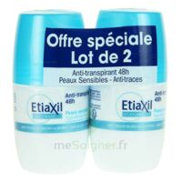 ETIAXIL DEO 48H ROLL-ON LOT 2 à Hourtin
