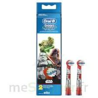 Oral-B Stages Power Star Wars 2 brossettes à Hourtin