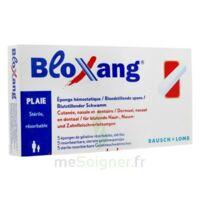 BLOXANG Eponge de gélatine stérile hémostatique B/5 à Hourtin