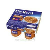 DELICAL RIZ AU LAIT Nutriment caramel pointe de sel 4Pots/200g à Hourtin