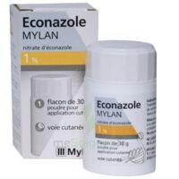 ECONAZOLE MYLAN 1 % Pdr appl cut Fl/30g à Hourtin