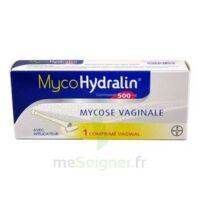 MYCOHYDRALIN 500 mg, comprimé vaginal à Hourtin