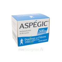 ASPEGIC 500 mg, poudre pour solution buvable en sachet-dose 20 à Hourtin