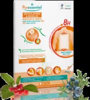PURESSENTIEL ARTICULATIONS ET MUSCLES Emplâtre chauffant 14 huiles essentielles XXL à Hourtin