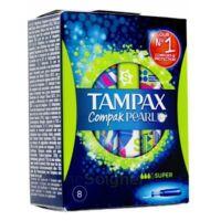 Tampax Compak Pearl Super à Hourtin