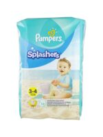 Pampers Splashers taille 3-4 (6-11kg) maillot de bain jetables à Hourtin