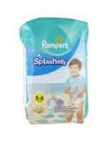 Pampers Splashers taille 5-6 (14kg) à Hourtin