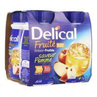 DELICAL BOISSON FRUITEE Nutriment pomme 4Bouteilles/200ml à Hourtin