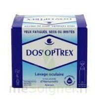 DOS'OPTREX S lav ocul 15Doses/10ml à Hourtin