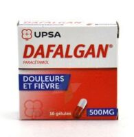 DAFALGAN 500 mg Gélules 2plq/8 (16) à Hourtin