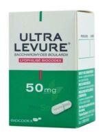 ULTRA-LEVURE 50 mg Gélules Fl/50 à Hourtin