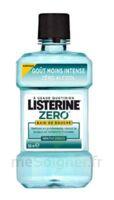 Listerine Zéro Bain bouche 250ml à Hourtin