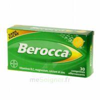 BEROCCA Comprimés effervescents sans sucre T/30 à Hourtin