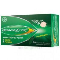 Beroccaboost Comprimés effervescents B/20 à Hourtin