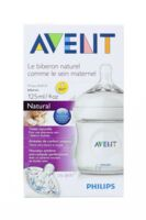 BIBERON AVENT NATURAL 125ML à Hourtin